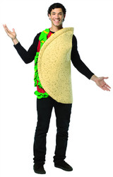 Adult Taco Costume Std One size fits most