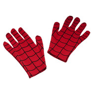 Kids Spiderman Gloves Marvel Comic Costume Accessory