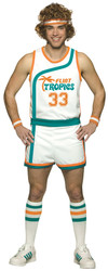 SEMI PRO UNIFORM Flint Tropics Jackie Moon funny adult mens halloween costume