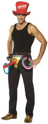 RING TOSS funny mens adult humor game naughty comedy halloween costume