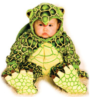 Turtle Romper Toddler Costume