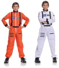 Astronaut Jumpsuit Kids Costume