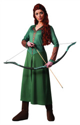 The Hobbit Tauriel Elf Womens Costume