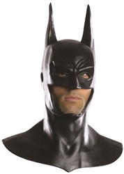 Adult Deluxe Batman Cowl Mask Costume Accessory