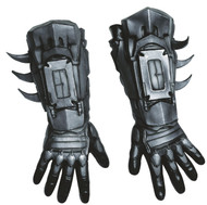 Adult Deluxe Batman Gloves Costume Accessory