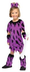 Dino Diva - Pebbles Toddler Halloween Costume