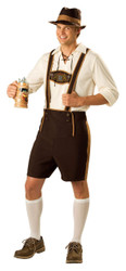 Men's Oktoberfest Beer Guy Costume