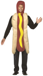 Lightweight Hot Dog Standard Costume