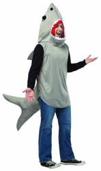 Sand Shark Sea Animal Costume Adult Standard