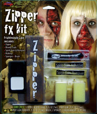Face Zipper FX Prosthetic Makeup Kit