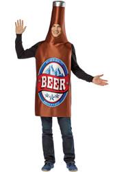 Beer Bottle Mens Costume by Rasta Imposta