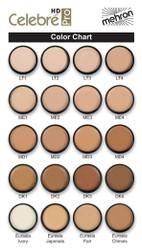 Mehron Celebre Pro-HD Pressed Powder Makeup
