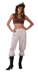 Steampunk Pantaloons Adult Costume Accessory