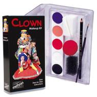 Clown Makeup Mehron Character Kit by Mehron