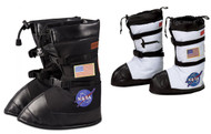 Kids Astronaut Space Boots Costume Accessory by Aeromax