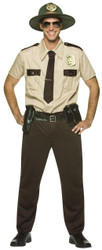 STATE TROOPER cop police officer mens halloween costume