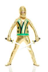 Ninja Avengers Series - Gold Ninjago Series III