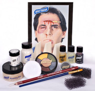 Deluxe Severe Trauma Cuts and Bruises Makeup Kit by Graftobian