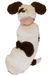 Cuddly Puppy Costume Newborn 0-3 Months