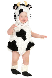 Kelly the Cow with Feet Costume