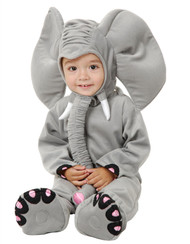 Little Elephant Kids Costume