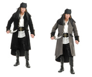 Treasure Island Pirate Mens Halloween Costume