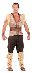 Adult Mens VIKING THOR costume Underwraps ONE SIZE