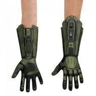 Master Chief Combat Gloves Adult Costume Accessory