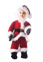 Little Santa Toddler Christmas Costume