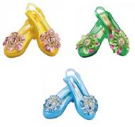 Princess Sparkle Shoes Cinderella Tinkerbell Belle