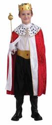 Regal King Boy's Costume Set