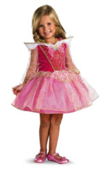 AURORA sleeping beauty Dinsey princess girls halloween costume toddler 4-6