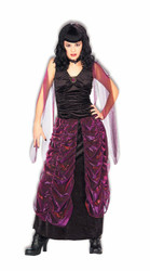 VAMPIRESS girls halloween goth vamp vampire costume gothic TEEN