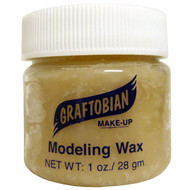 1oz Modeling Wax Stage Makeup by Graftobian