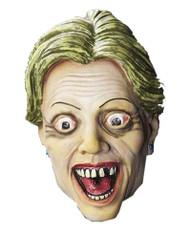 HILLARY Clinton HELLARY ZOMBIE MASK latex PRESIDENT costume