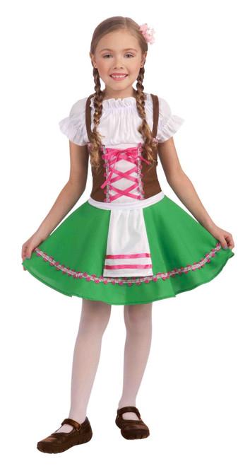 Gretel Heidi Bavarian Girl Halloween Costume  sc 1 st  CostumeVille & Gretel Heidi Bavarian Girl Halloween Costume - CostumeVille