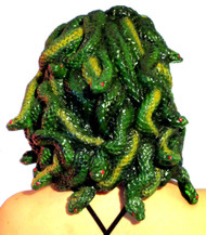 Medusa Latex Headpiece