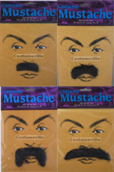 Character Mustache Costume Accessory