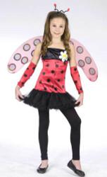 Ladybug Tutu Child Costume