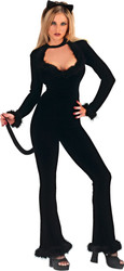 Sexy Feline Womens Cat Costume