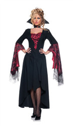 Adult Gothic Sexy Vampiress Costume 29128