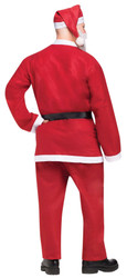 PUB CRAWL SANTA SUIT value economy adult mens bar hopping christmas costume