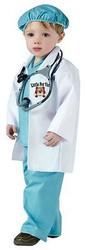 PET VET veterinarian doctor career boys girls toddler halloween costume 24M - 2T