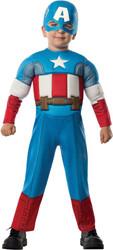 Marvel Captain America Costume Toddler 2T-4T