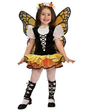 MONARCH BUTTERFLY girls kids costume Toddler