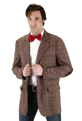 Doctor Who 11th Doctor Matt Smith Mens Jacket Costume