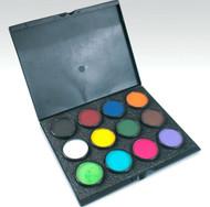 Mehron Paradise Makeup AQ - Style A - 12 Color Palette