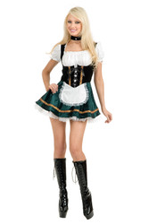 Womens Beer Garden Fraulein Costume