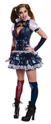 Harley Quinn Arkham City Costume Adult