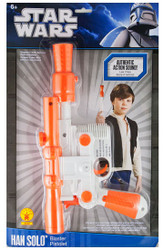 HAN SOLO BLASTER star wars kids boys toy game halloween costume accessory